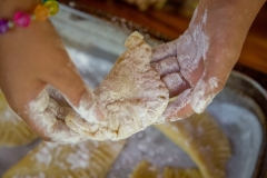School empanada hands gallery