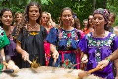 women-drum