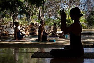 yoga intensive adya velan pachamama
