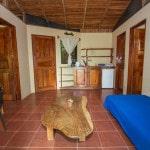 Casa Sol kitchen living room