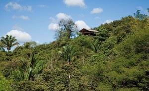 building in pachamama costa rica community commune life