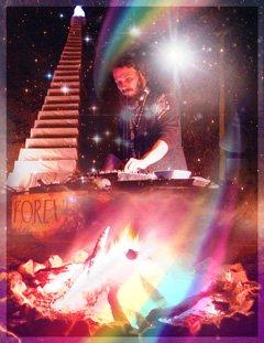 rock-journey fire music dance river prayer