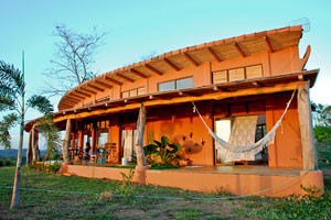 houses in pachamama residents architecture building nature pachamama