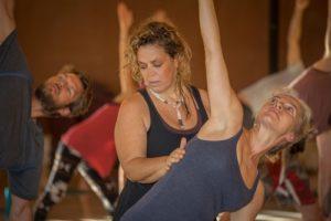 iyengar yoga intensive pachamama costa rica