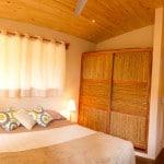 Villa main bedroom