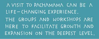 Workshops in PachaMama