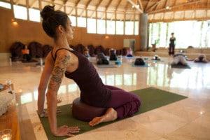 yoga balancing body and mind adya