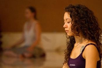 silent sitting meditaion pachamama silence