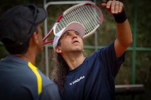 tennis sport pachamama