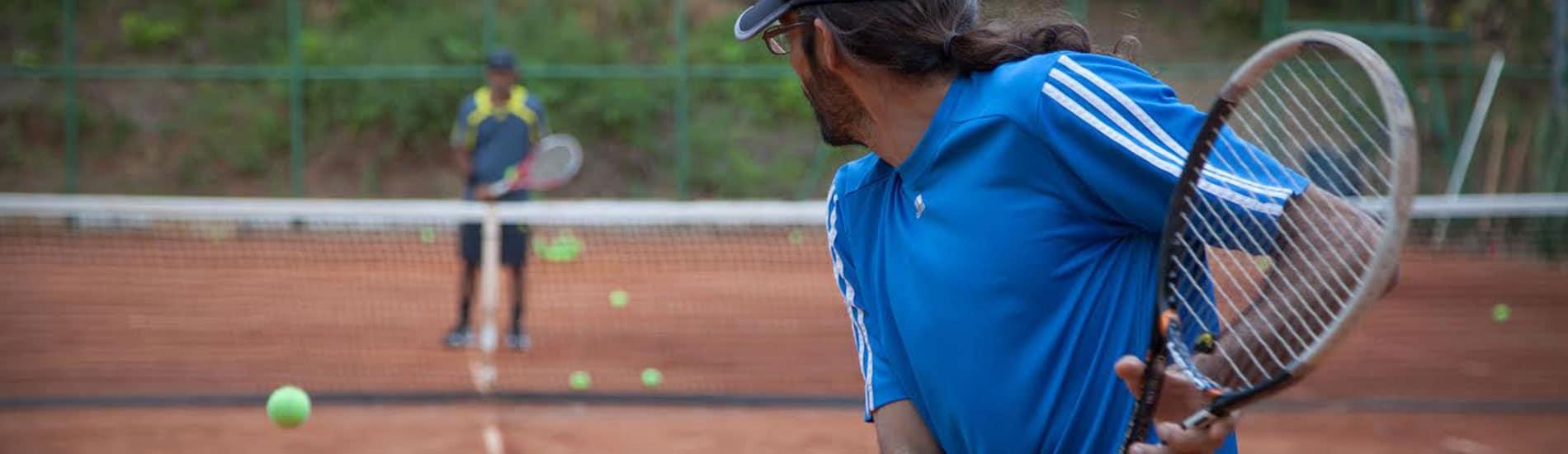 Tennis in PachaMama