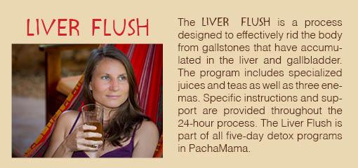 Liver Flush-Detox-PachaMama-Costa Rica