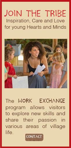 Work Exchange-Jungle School-PachaMama-Costa Rica
