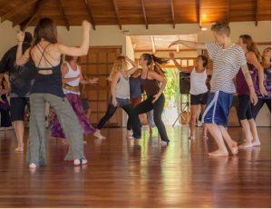 Doorways to Creation - Movement Workshop - PachaMama - Costa Rica